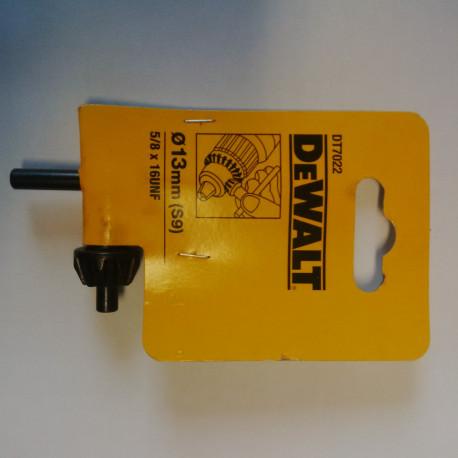 Clé Dewalt pour mandrins - DT7022