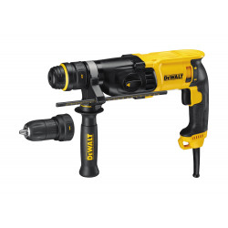 Perforateur-burineur Dewalt 800W 3 modes SDS-Plus 26mm - D25134K