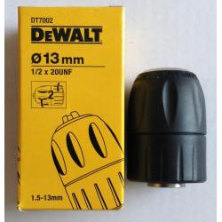 Mandrin serrant 13mm Dewalt - DT7002
