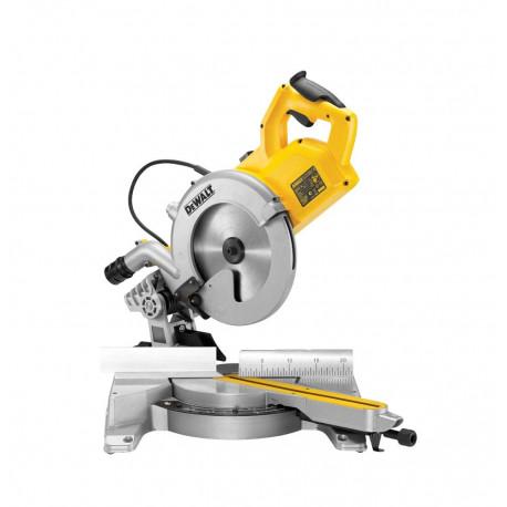 Scie à onglets radiale Dewalt Ø250mm 1850W avec système XPS - DWS778