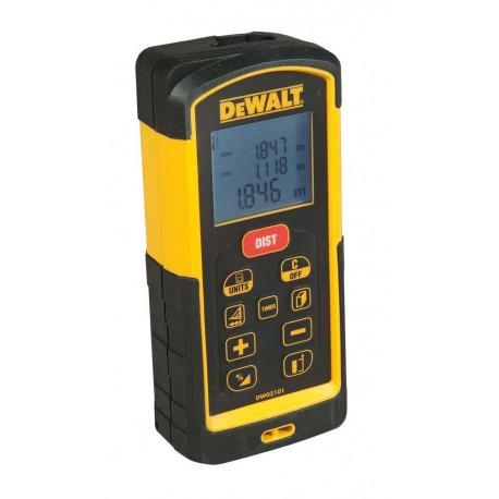 Télémètre laser Dewalt 100m - DW03101
