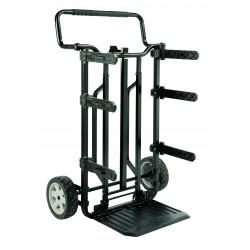 Chariot à roulettes pour transport de mallette TOUGH SYSTEM DeWALT 1-70-324