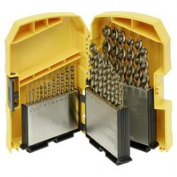 Coffret de 29 forets métal HSS-G EXTREME 2 DeWALT DT7926