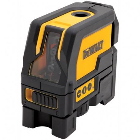 Combi laser en croix fil à plomb DeWALT - DW0822