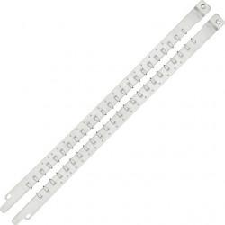 Lame scie alligator - 450 mm - TCT- béton cellulaire DeWALT DT2975