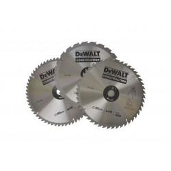 Pack 3 lames 305 mm DeWALT DT1126