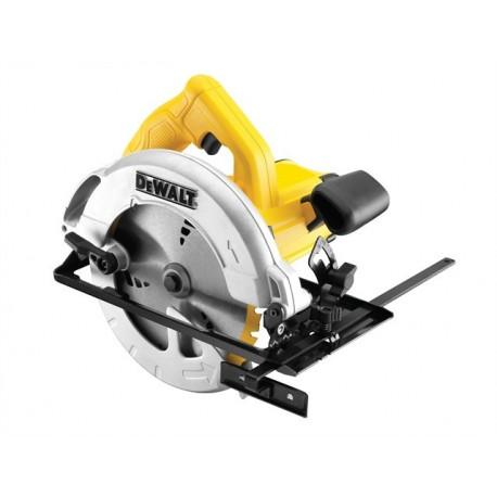 Scie circulaire Dewalt 1200W Ø165mm 55 mm - DWE550