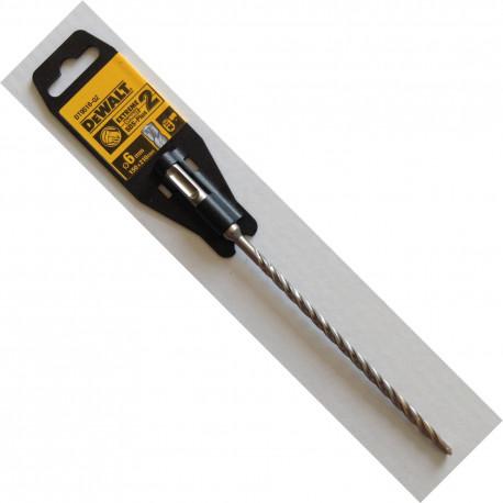 Foret béton SDS-Plus 6x150x210mm DeWalt DT9516