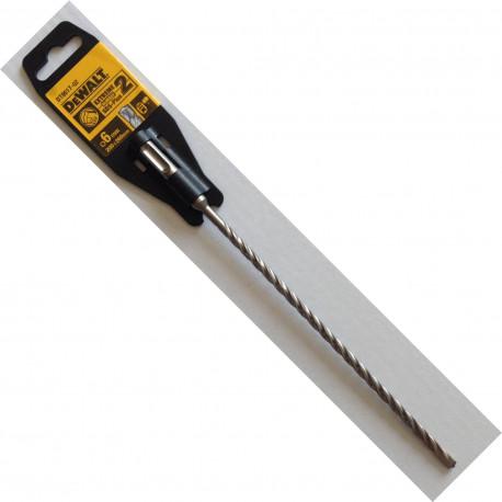 Foret béton SDS-Plus 6x200x260mm DeWalt DT9517