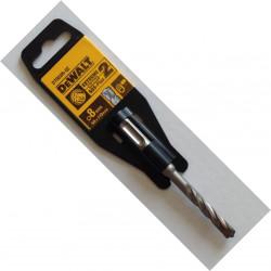 Foret béton SDS-Plus 8x50x110mm DeWalt DT9528