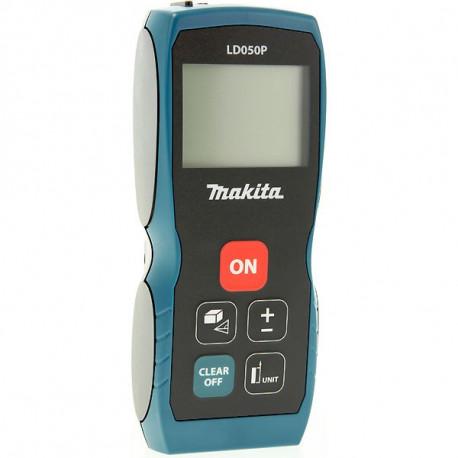 Télémètre laser Makita 50m - LD050P