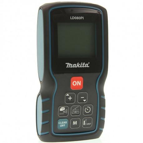 Télémètre laser Makita 80m - LD080PI