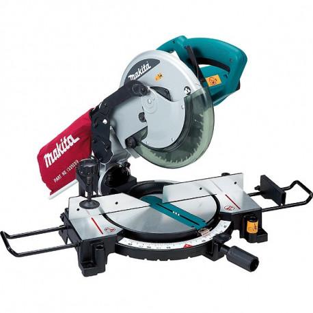 Scie à onglets Makita 1500W Ø255mm - MLS100