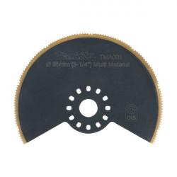 Lame segment BIM-TiN Multi-mat. Plate Ø 65 mm Makita B-21288