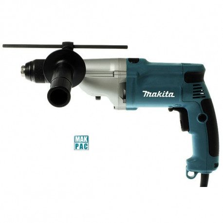 Perceuse à percussion Makita 720W Ø13 mm - HP2051FHJ