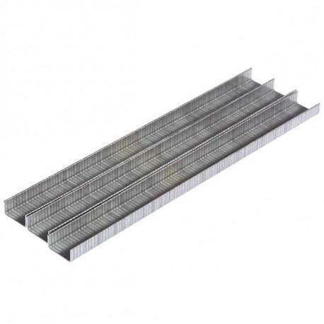 Agrafes 1,25x10,5x16mm (boîte de 5040 agrafes) galva (type ARROW) Makita F-32663