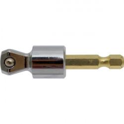 Adaptateur d'angle Impact Gold pour douille - Carré 1/2'' Makita B-28553
