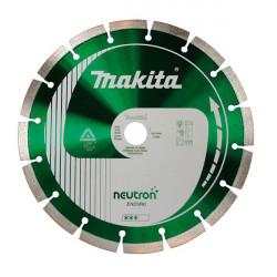 Disque diamant NEUTRON-ENDURO 125 mm segment 10 mm Makita B-12918