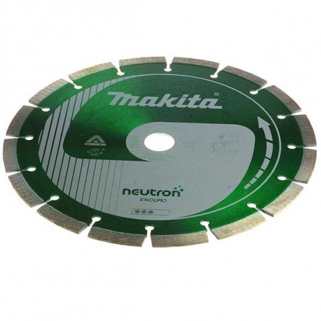 Disque diamant NEUTRON-ENDURO 400 mm segment 10 mm Makita B-13627