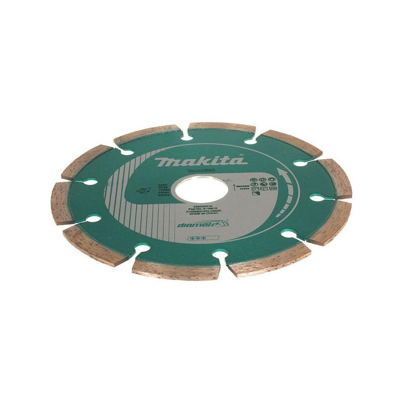 disque diamant diamak plus 230 mm segment 7 mm makita b 16922 firm. Black Bedroom Furniture Sets. Home Design Ideas