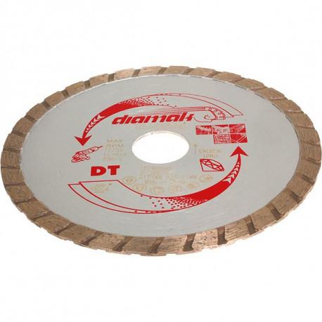 Disque diamant DIAMAK-TURBO 125 mm segment 7 mm Makita P-26870