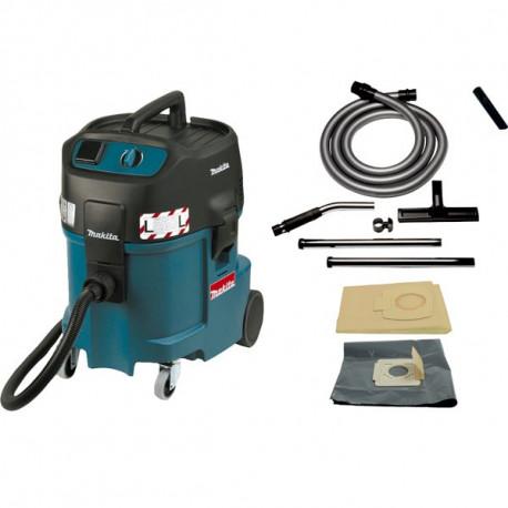 Aspirateur classe L Makita 1500W + accessoires - 447LX