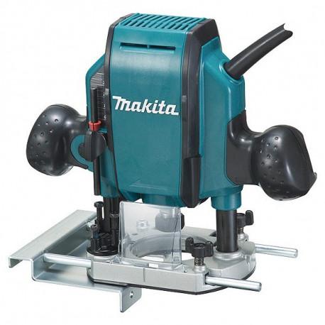 Défonceuse Makita Ø8mm 900W - RP0900XJ