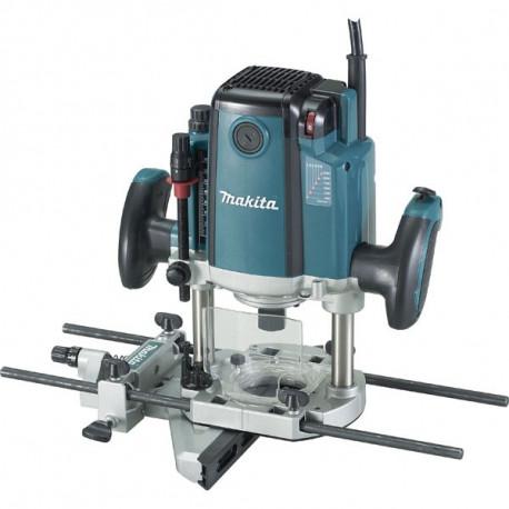 Défonceuse Makita Ø12mm 2300W - RP2300FCXJ