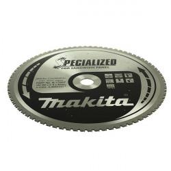 Lame carbure pour scies circulaires Ø 355 mm 80D (pour sandwich) Makita B-17697
