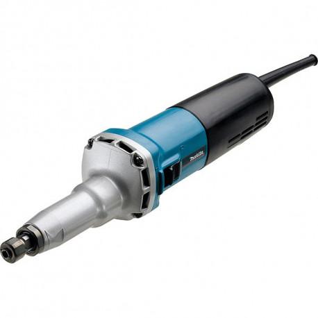 Meuleuse droite Makita Ø3 à 8mm 750W (livrée sans roue à lamelle) - GD0810C