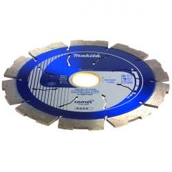 Disque diamant COMET-ENDURO à refroidissement 125 mm segment 10 mm Makita B-12734