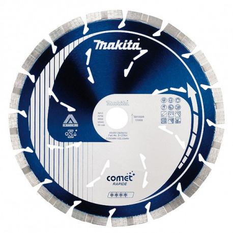 Disque diamant COMET-ENDURO à refroidissement 180 mm segment 10 mm Makita B-27171