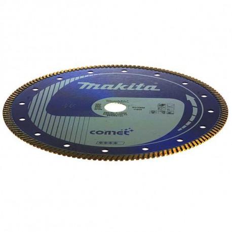 Disque diamant COMET Turbo (créneaux inclinés) 125 mm segment 7 mm Makita B-12996