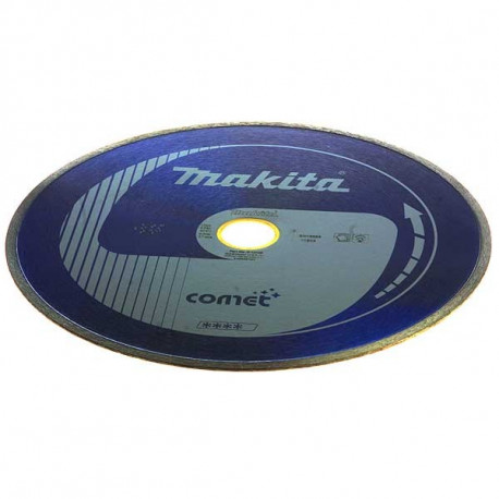 Disque diamant COMET Jante continue 230 mm segment 5 mm Makita B-13138