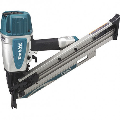 Cloueur pneumatique Makita 8,3bar 90mm - AN943K
