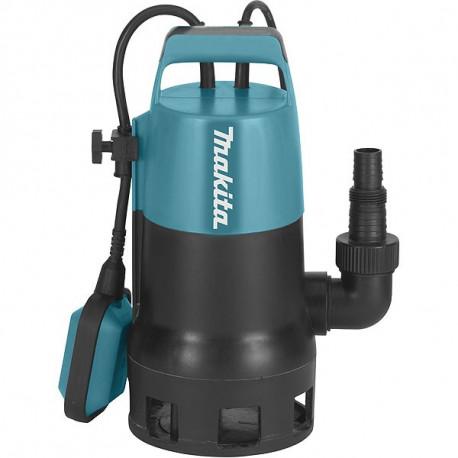 Pompe immergée Makita à eau chargée 400W - PF0410