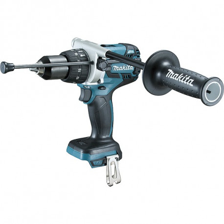 Perceuse visseuse à percussion sans fil Makita 18V Li-Ion (machine seule) - DHP481Z