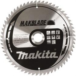 Lames carbure Makblade forme ATB, pour bois, pour scies radiales et à onglets 40 dents Makita B-08997