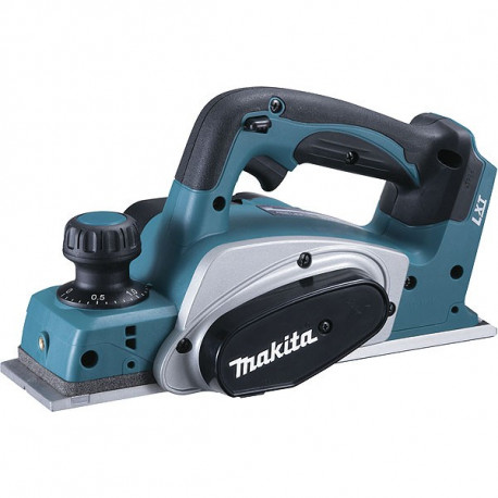 Rabot Makita sans fil 18V Li-Ion 82 mm (Machine seule) - DKP180Z