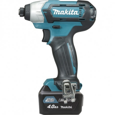 Visseuse à chocs Makita 10.8V Li-Ion 2x4Ah 110Nm - TD110DSMJ