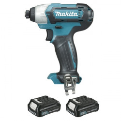 Visseuse à chocs Makita 10.8V Li-Ion 2x2Ah 110Nm - TD110DWAE