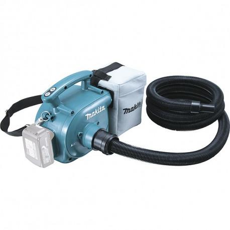 Aspirateur sans fil Makita 18V Li-Ion 52mbar (Machine seule) - DVC350Z