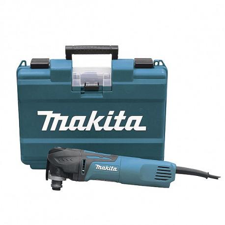 Découpeur-ponceur multifonctions Makita 320W - TM3010CK