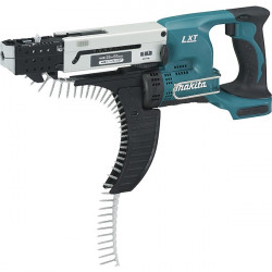 Visseuse automatique sans fil Makita 18V Li-Ion 4x25 à 55mm (machine seule) - DFR550Z