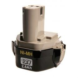 Batterie 12V - 2,5 Ah Ni-Mh Makita 1234