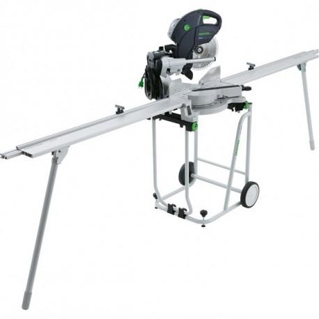 Scie à onglet radiale KAPEX KS 120 UG-Set Festool 561415
