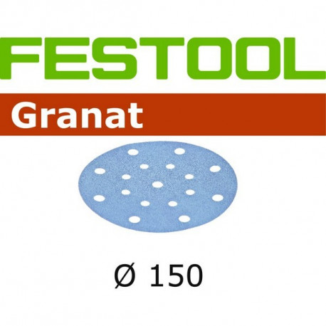 Abrasifs STF D150/16 P180 GR/100 Festool 496981