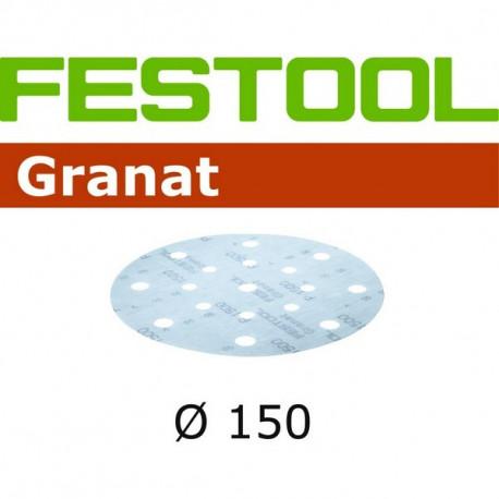 Abrasifs STF D150/16 P1500 GR/50 Festool 496992