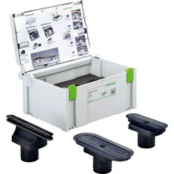 Systainer d'accessoires VAC SYS VT SORT Festool 495294