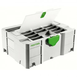 Systainer T-LOC DF SYS 3 TL-DF Festool 498390